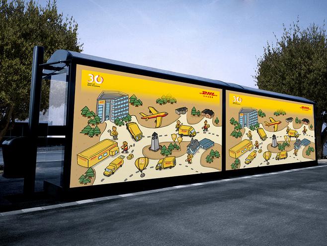 DHL国际快递到德国的价格和时效