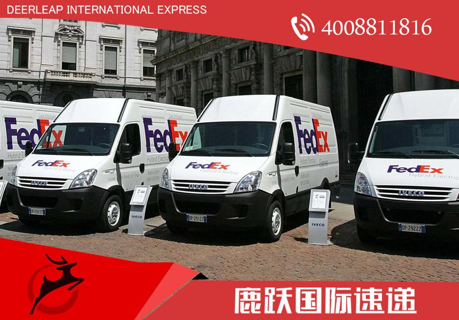 FedEx 國際快遞藥品服務