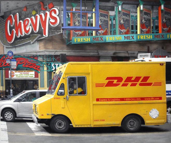 DHL国际快递有关索赔流程的问题