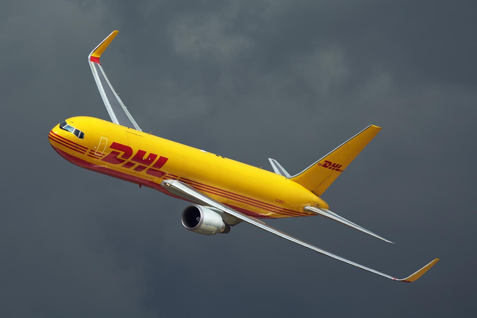 DHL国际快递 DHL国际快递进口 中国进口流程 国际快递 鹿跃国际快递 国际运输 进口操作