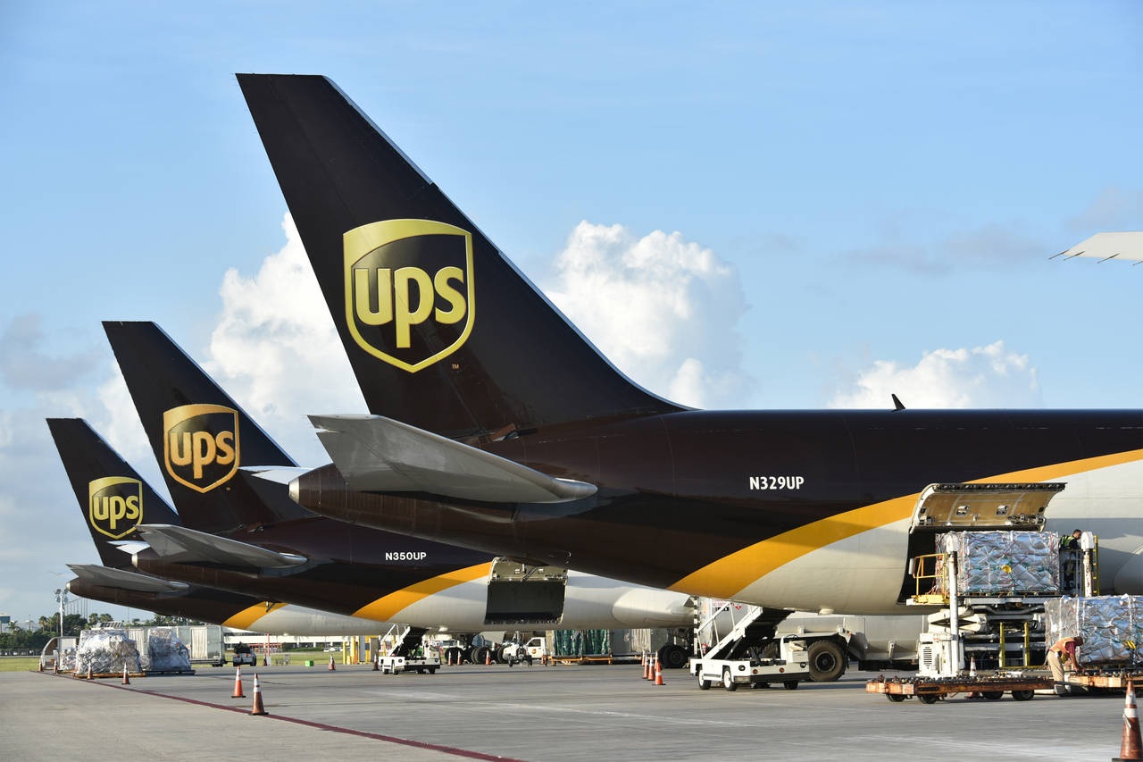 UPS国际快递通知:全球至美国的空运货物需预先安检