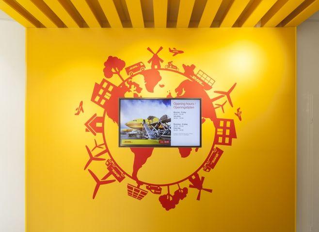 DHL国际快递到墨西哥的价格和时效
