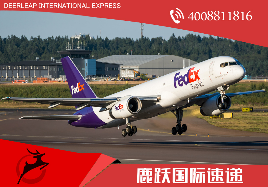 FedEx 国际快递的客戶定制解决方案