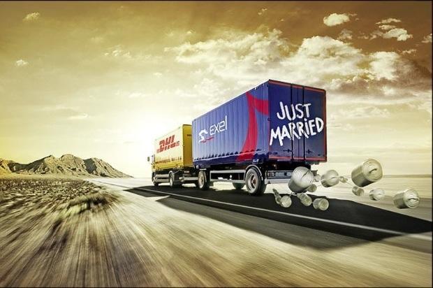 国际物流发展历程 DHL国际快递